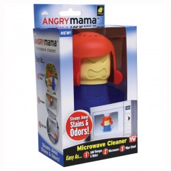 Angry Mamma Microwave Cleaner
