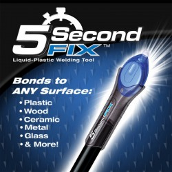 Five second Fix Plastic Welding Compound
