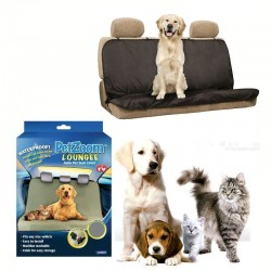 Pet Zoom Car Seat Cover